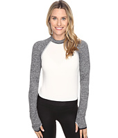 New Balance - Sport Style Long Sleeve Cropped Top