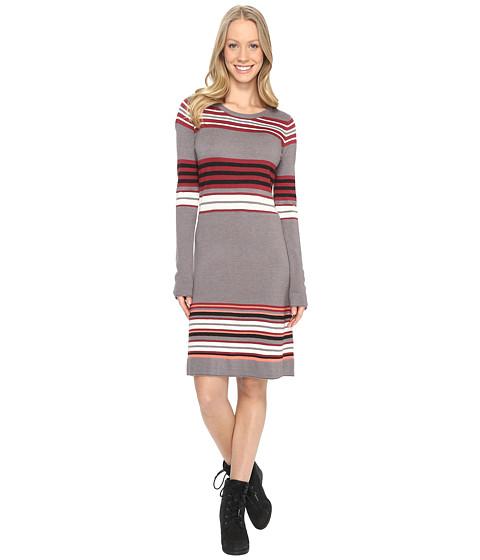 Aventura Clothing Martina Dress - Heathered Grey