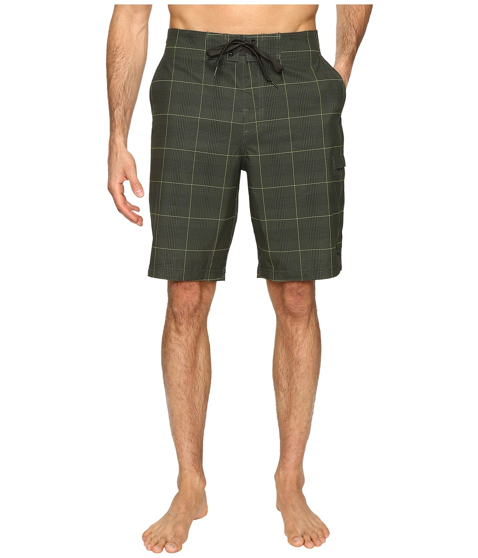 Prana Basalt Studio Short (Saguaro Scotty) Men