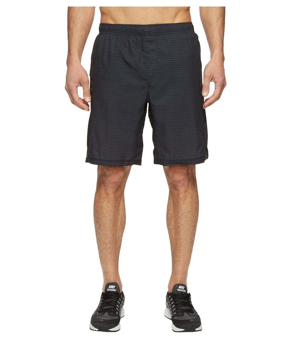 Prana Flex Short (Black Stripe) Men