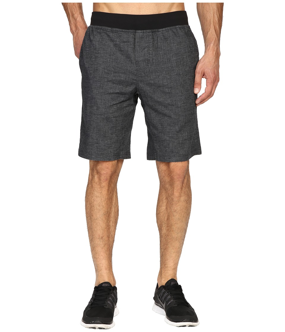 Prana Vaha Short (Black) Men