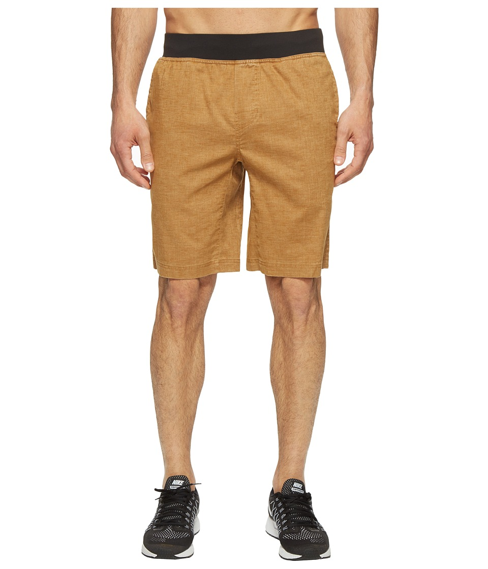 Prana Vaha Short (Dark Ginger) Men