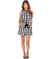 Kate Spade New York - Gingham Romper
