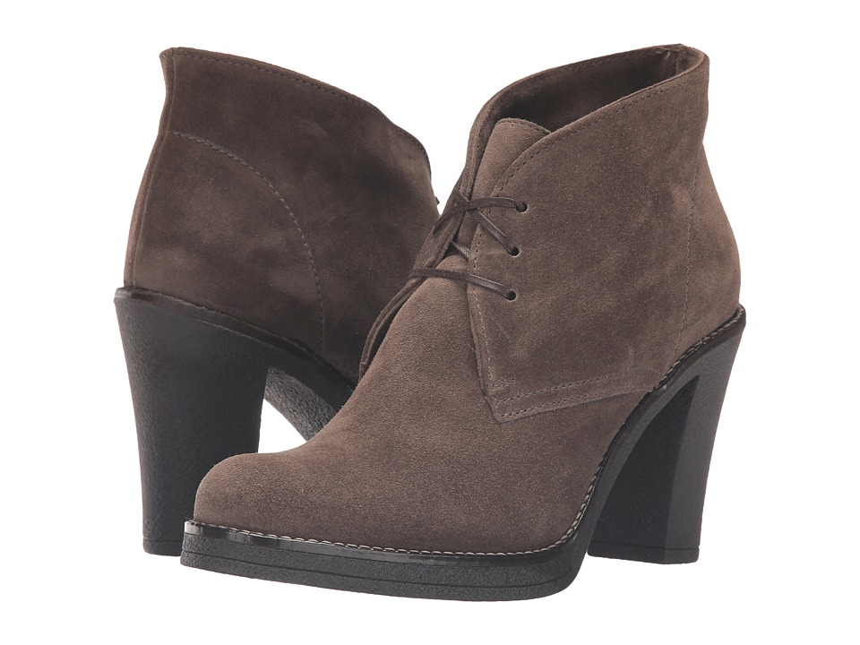 La Canadienne - Korey (Stone Oiled Suede) Women