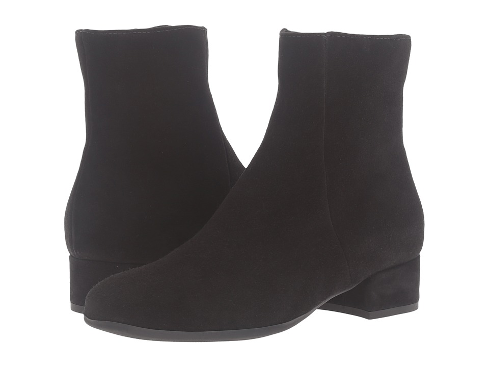 La Canadienne Jillian (Black Suede) Women