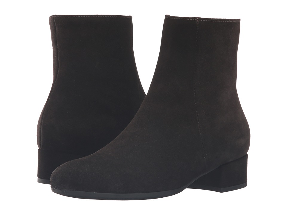 La Canadienne - Jillian (Espresso Suede) Women