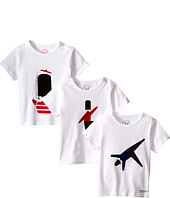 Burberry Kids - Graphic Tee Set (Infant/Toddler)