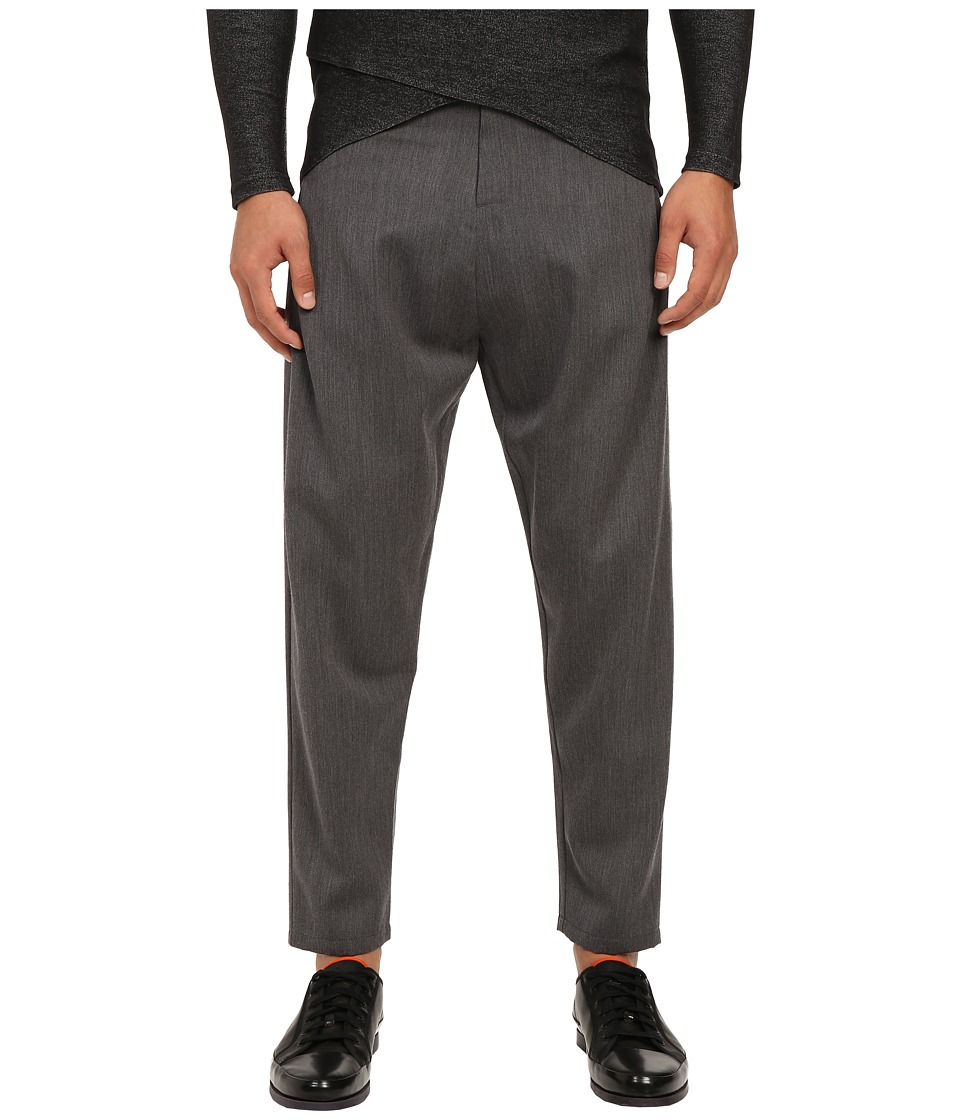 PRIVATE STOCK The Rodrigue Pants Grey Mens Casual Pants