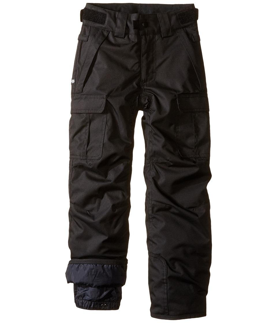 Image of 686 Kids - All Terrain Insulated Pants (Big Kids) (Black) Boy's Casual Pants