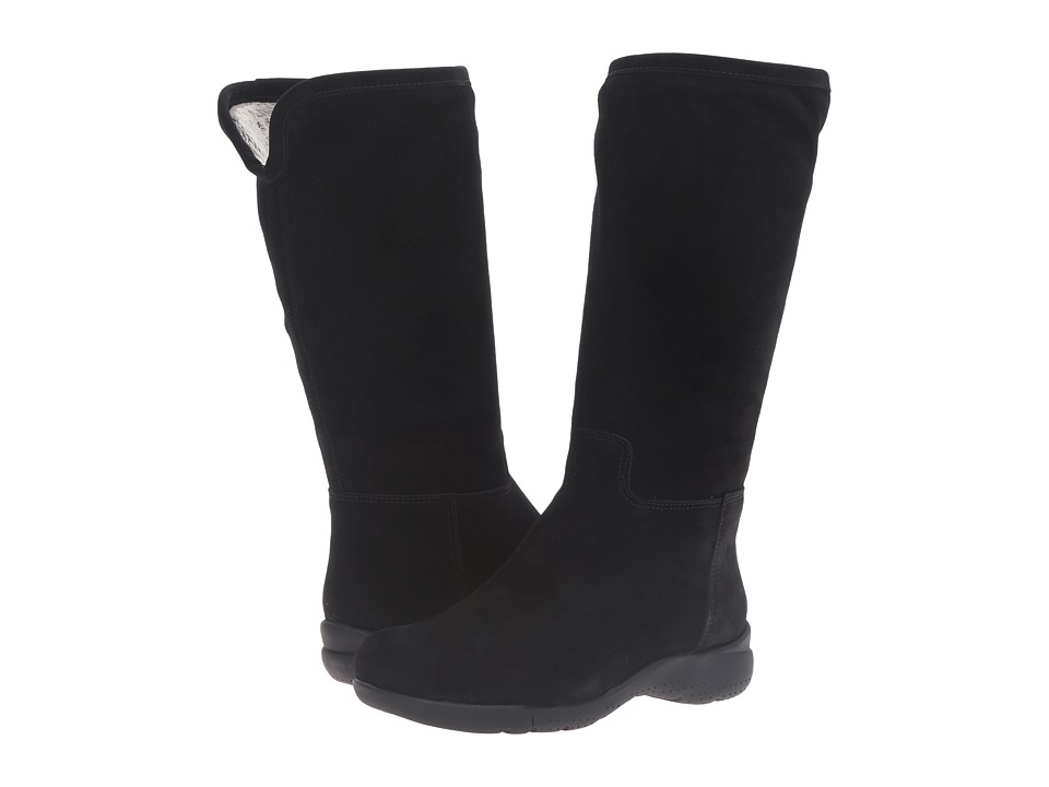 La Canadienne - Taliah (Black Suede/Cozy) Women
