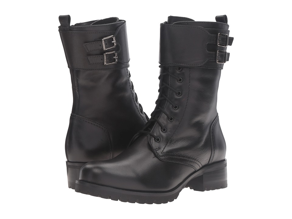La Canadienne - Clair (Black Leather) Women