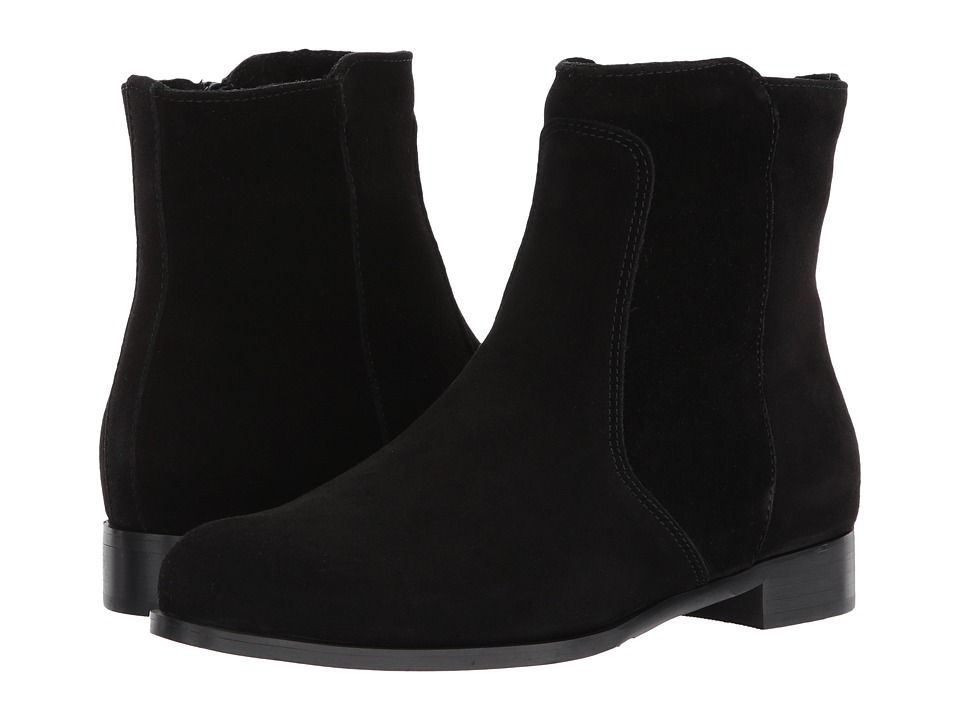 La Canadienne Sophie (Black Suede)