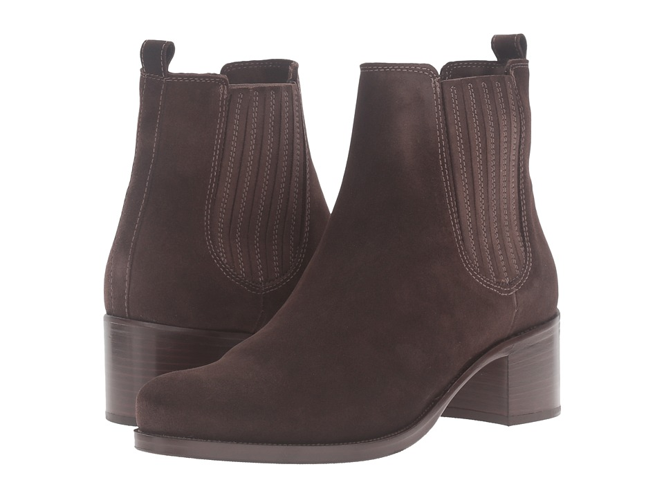 La Canadienne - Prince (Brown Oiled Suede) Women