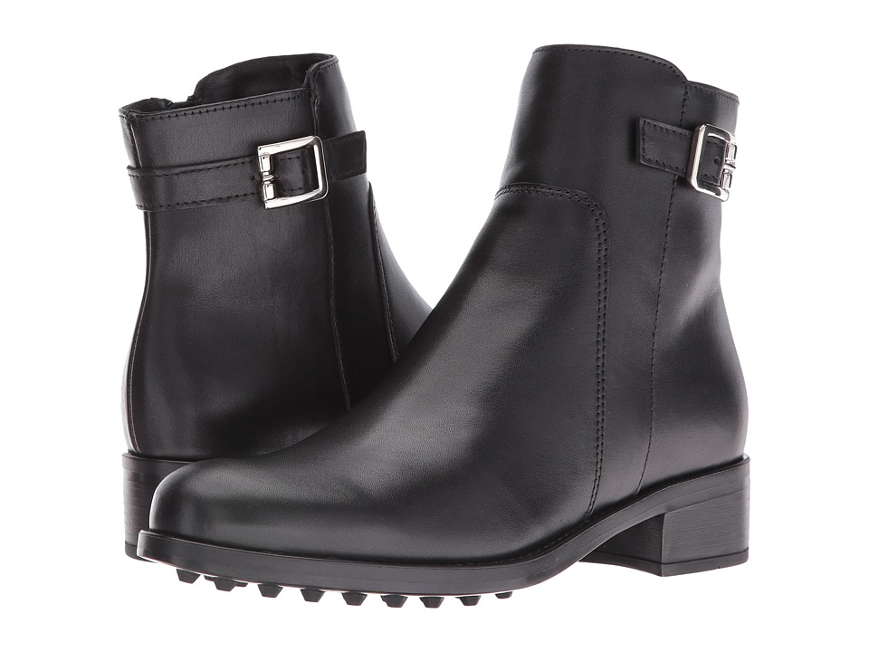 La Canadienne - Shelby (Black Leather) Women
