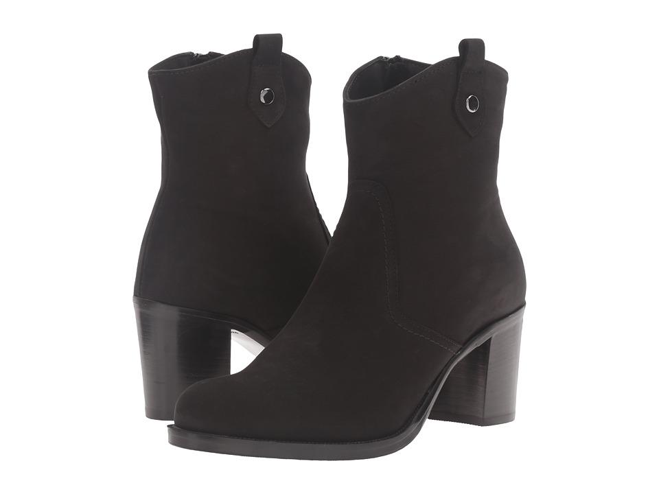 La Canadienne - Phinn (Black Nubuck) Womens Boots