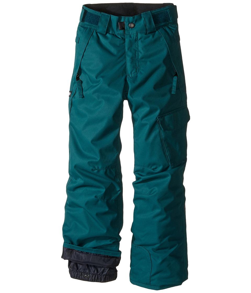 Image of 686 Kids - Agnes Insulated Pants (Big Kids) (Black Jade) Girl's Casual Pants
