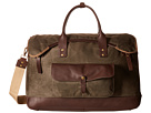Will Leather Goods Elk Cove Duffel (Olive)