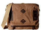 Will Leather Goods Mirror Lake Messenger (Field Tan)