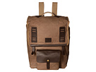 Will Leather Goods Timberline Rucksack (Field Tan)