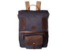 Will Leather Goods Timberline Rucksack (Navy)