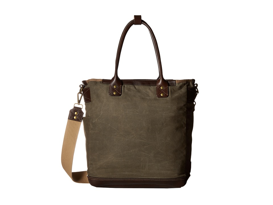 Will Leather Goods - Ramona Falls Tote (Olive) Tote Handbags