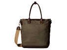 Will Leather Goods Ramona Falls Tote (Olive)