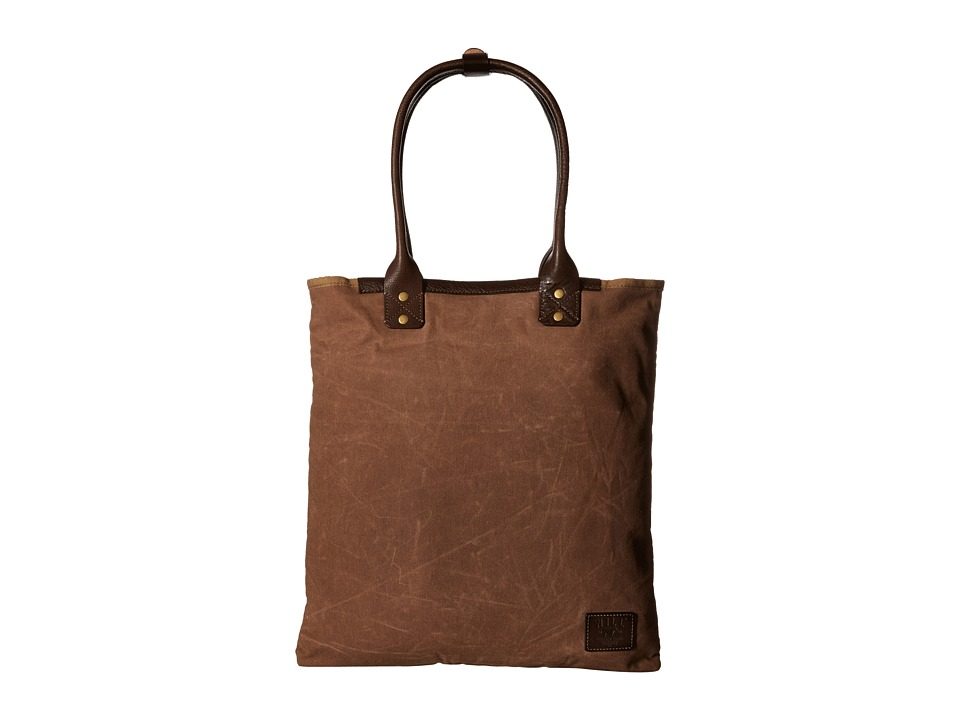 Will Leather Goods - Cooper Spur Tote (Field Tan) Tote Handbags