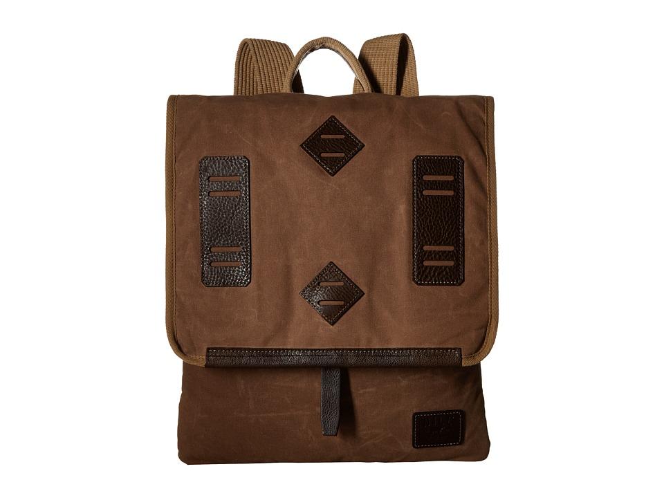 Will Leather Goods - Burnt Lake Canoe (Field Tan) Handbags