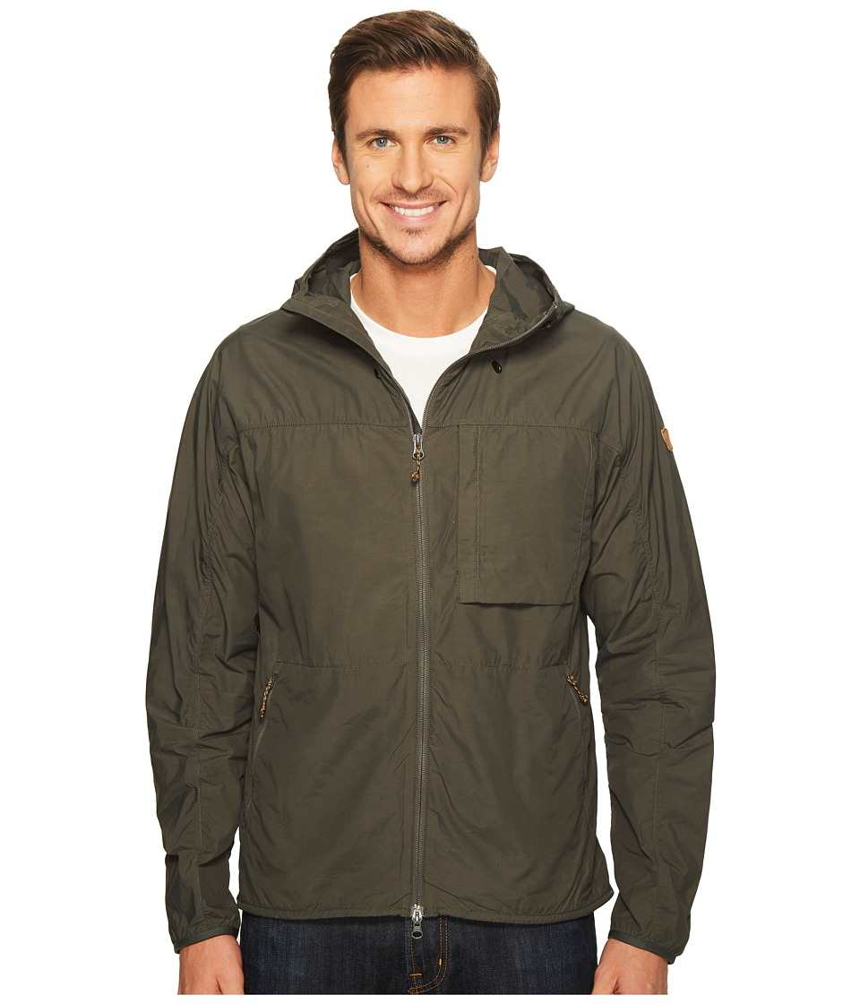 Fjallraven High Coast Wind Jacket (Mountain Grey) Men