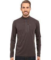 Fjällräven - Abisko Vent Zip T-Shirt Long Sleeve