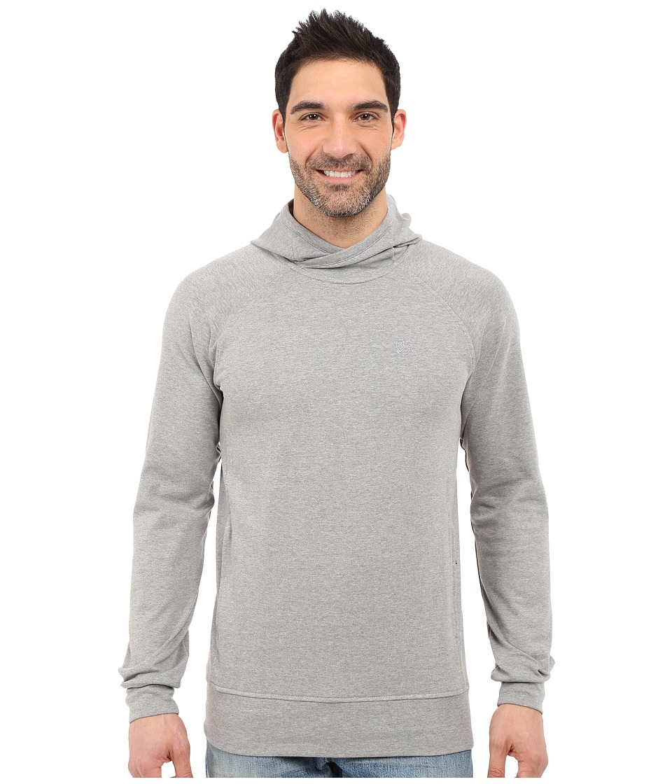Fj llr ven - High Coast Hoodie (Grey) Men