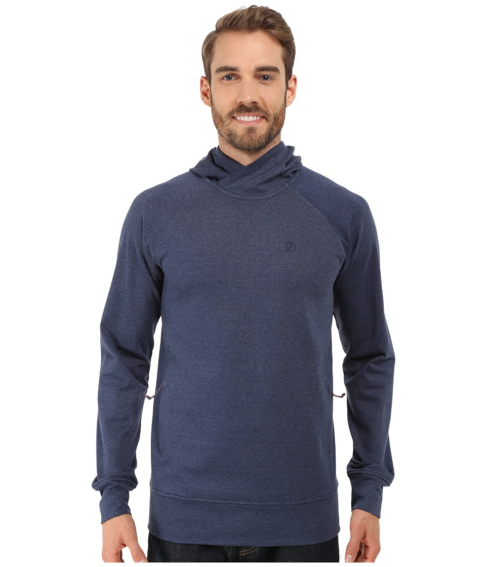 Fj llr ven - High Coast Hoodie (Navy) Men