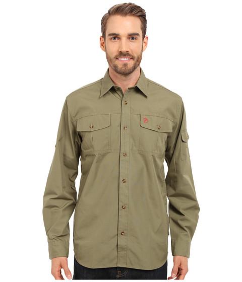 Fjällräven Sarek Trekking Shirt - Green