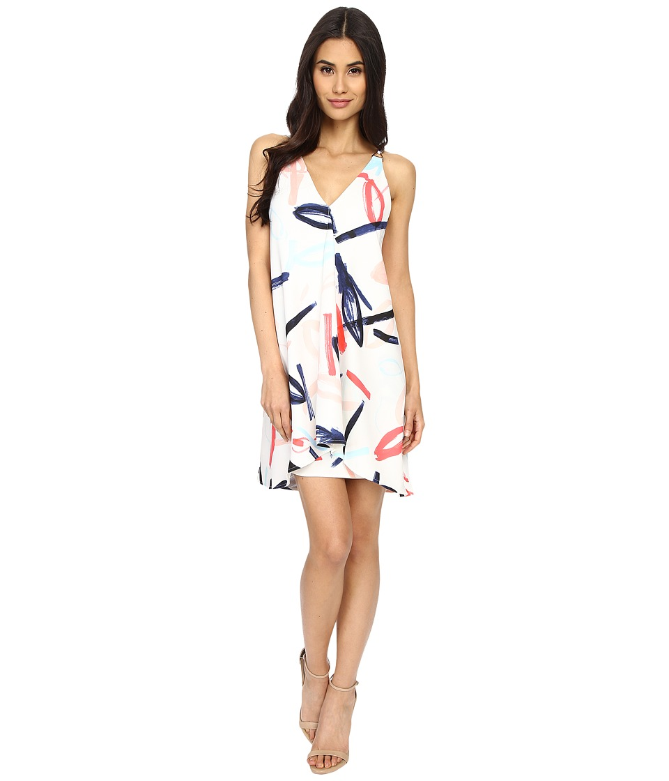 StyleStalker Dreamtime Shift Dreamtime Floral Womens Dress