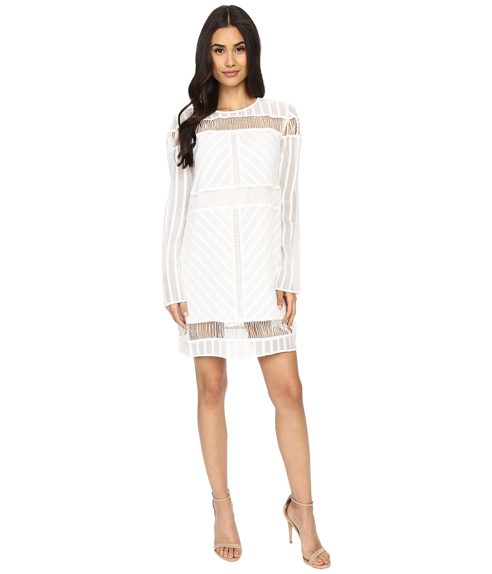 StyleStalker Banksia Shift Blanc Womens Dress