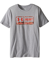 Under Armour Kids - Hunt Pill Tee (Big Kids)
