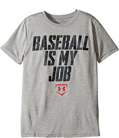 Under Armour Kids - Baseball Is My Job Short Sleeve Tee (Big Kids)