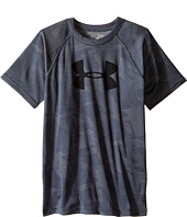 Under Armour Kids - UA Tech™ Big Logo Novelty S/S Tee (Big Kids)