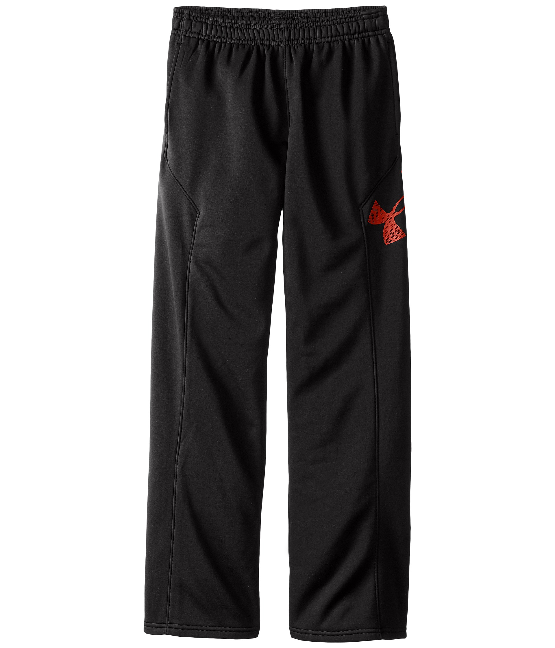 Equipped to withstand even your longest run, these pants are a wardrobe essential. A large adidas logo is located across the thigh and the tapered leg design gives you that classically-athletic look you won't mind showing off.
