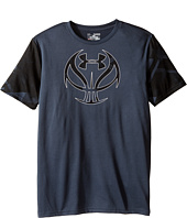 Under Armour Kids - Novelty Basketball Icon Short Sleeve Tee (Big Kids)
