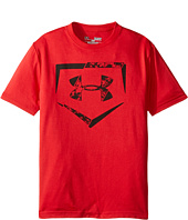 Under Armour Kids - Diamond Logo Short Sleeve Tee (Big Kids)