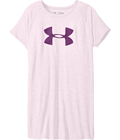 Under Armour Kids - Novelty Big Logo Short Sleeve Tee (Big Kids)