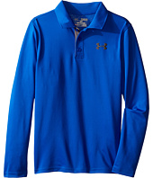 Under Armour Kids - UA Matchplay Long Sleeve Polo (Big Kids)