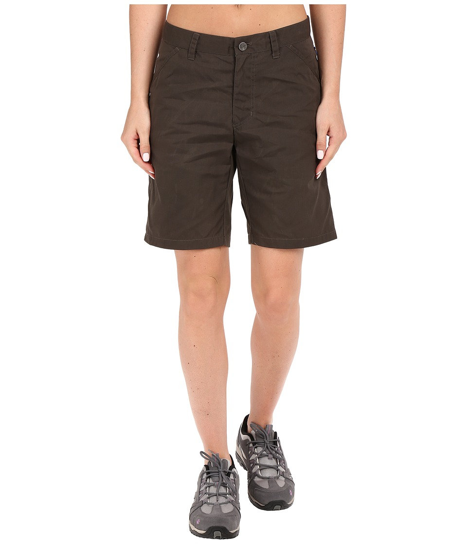 Fj llr ven High Coast Shorts Mountain Grey Womens Shorts