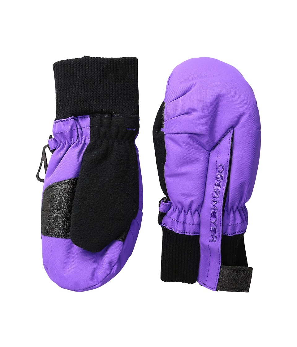 Obermeyer Kids Thumbs Up Mitten (Toddler/Little Kid) (Grapesicle) Over-Mits Gloves