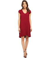 Three Dots - Sally Cap Sleeve Dress