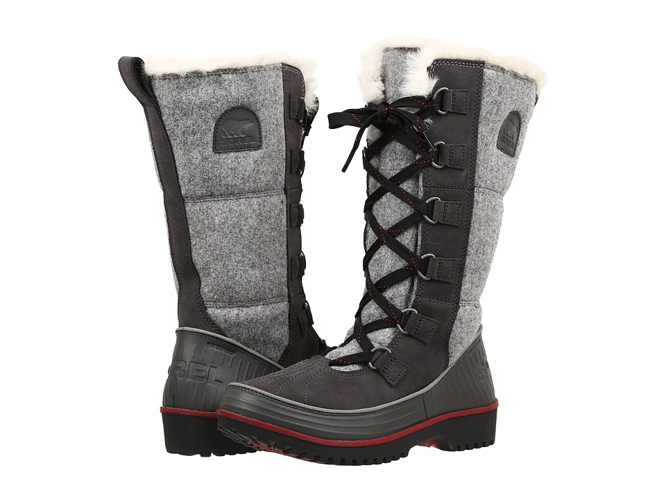 SOREL - Tivoli High II (Dark Grey) Women