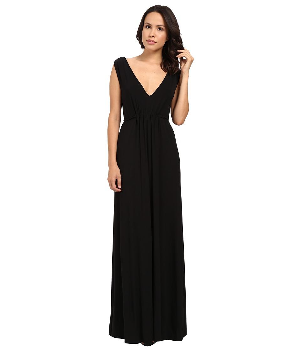 Tart Grecia Maxi Dress Black Womens Dress