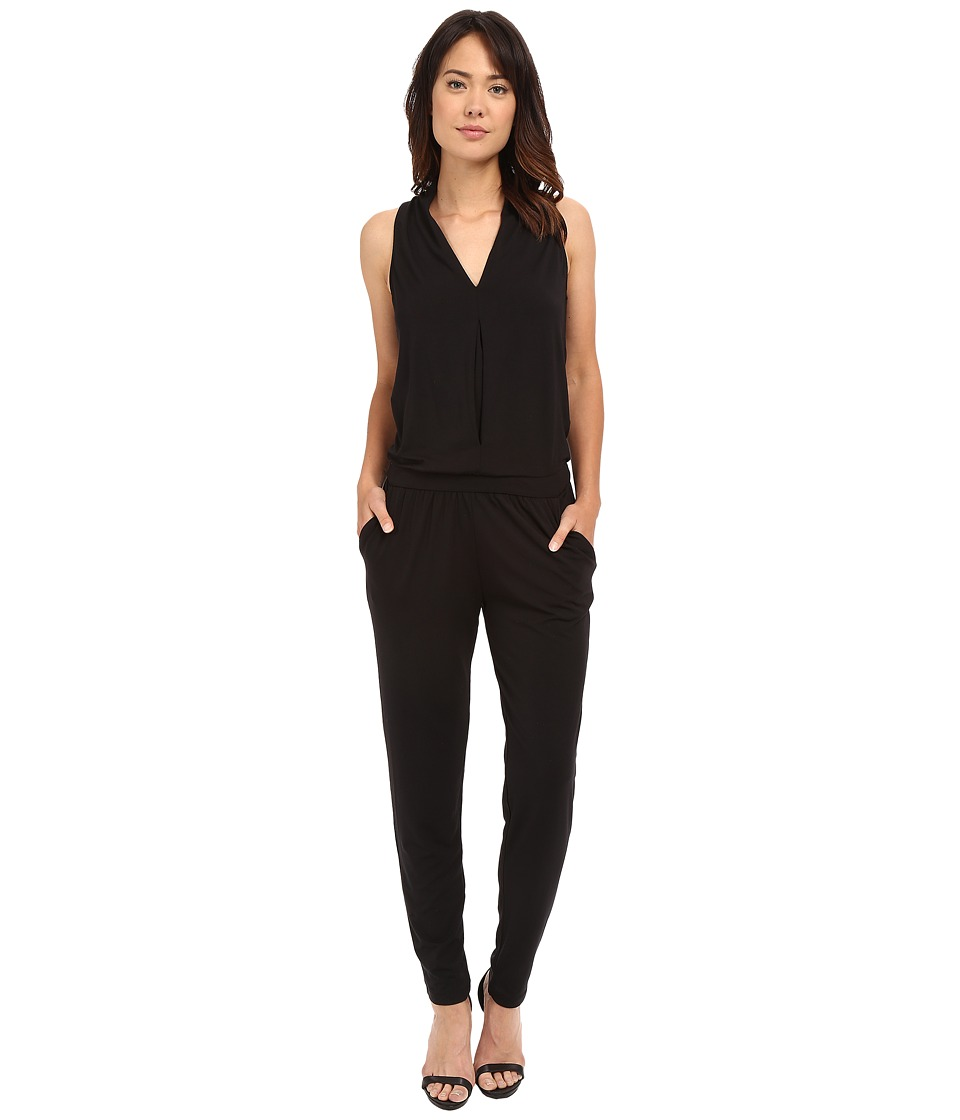 Tart Kinsley Jumper Black Womens Jumpsuit Rompers One Piece