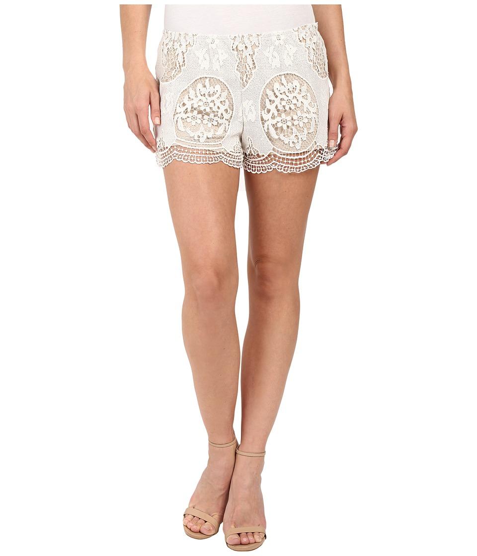 Tart Kendall Shorts Gardenia Womens Shorts